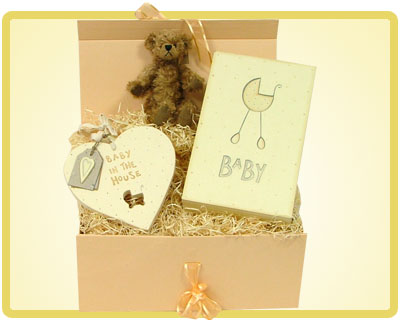 Sake Gifts on Lovely Gift Boxes   Baby Keepsake Gift