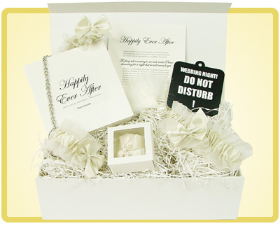 Wedding Night Gift Ideas For Bride : Lovely Gift Boxes - Wedding Night Gift Box